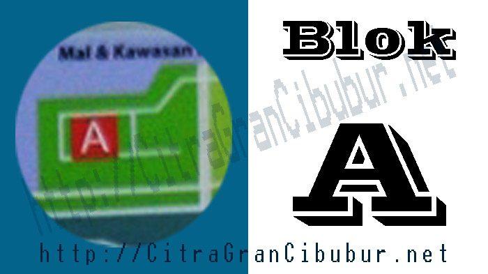 CitraGran Cibubur Blok A
