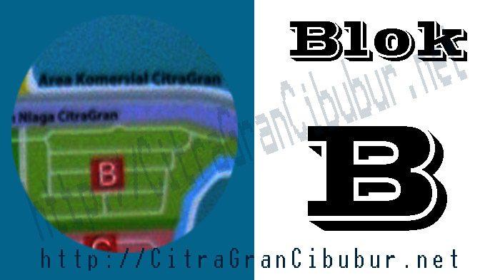CitraGran Cibubur Blok B