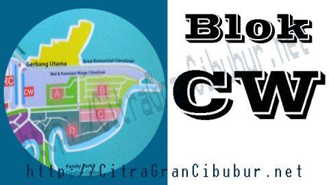 CitraGran Cibubur Blok CW city walk