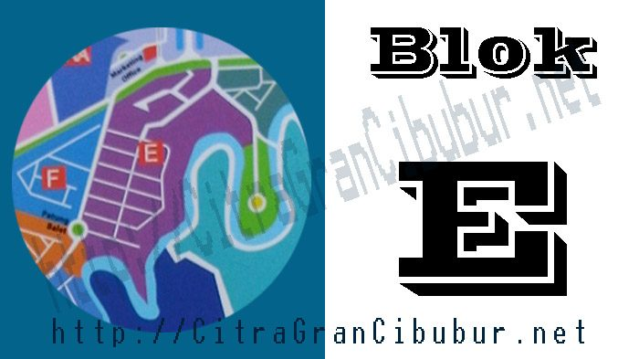 CitraGran Cibubur Blok E