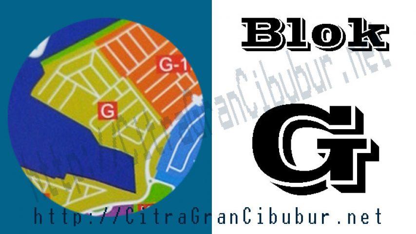 CitraGran Cibubur Blok G terrace garden