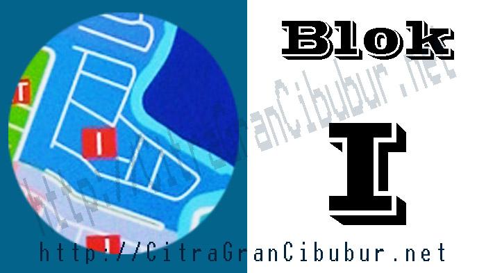 CitraGran Cibubur Blok I green valley