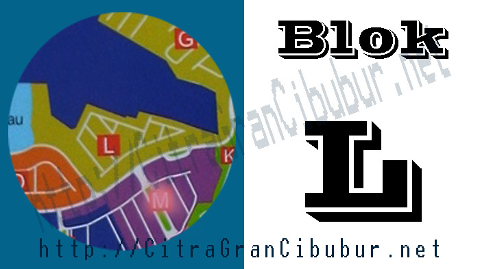 CitraGran Cibubur Blok L the meadows