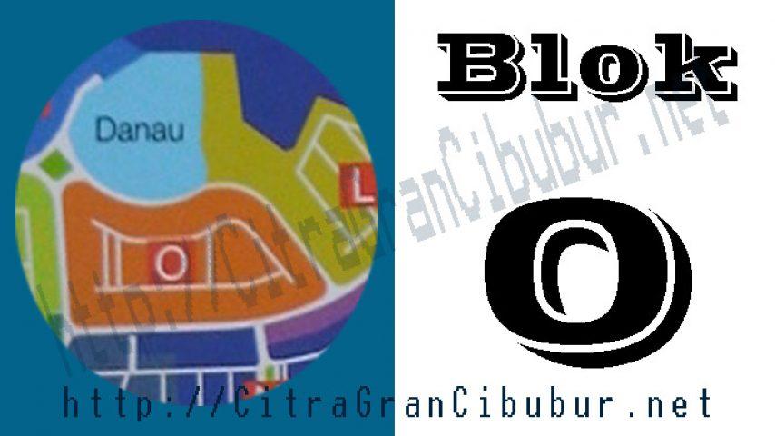 CitraGran Cibubur Blok O the tarn