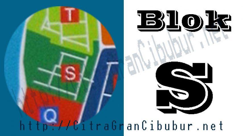 CitraGran Cibubur Blok S the varden