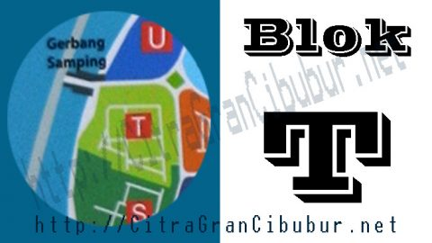 CitraGran Cibubur Blok T the westpoint