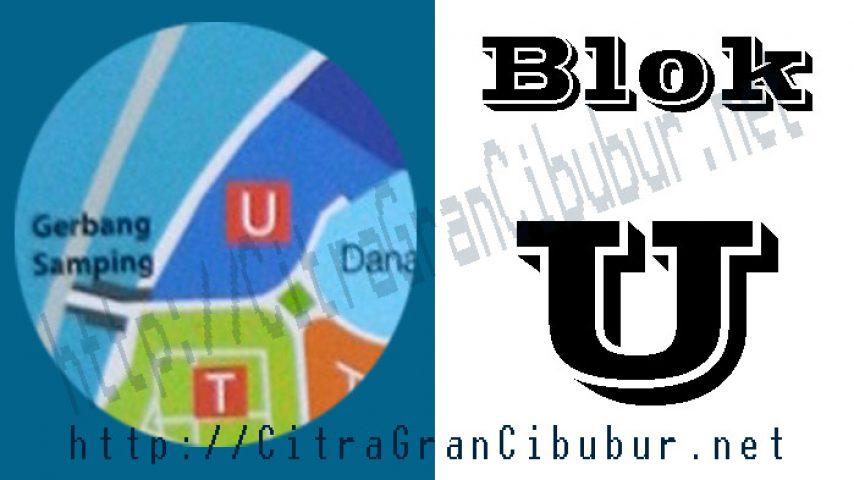 CitraGran Cibubur Blok U the lakewood
