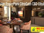 Interior Cluster FraserPark CitraGran CBD Cibubur
