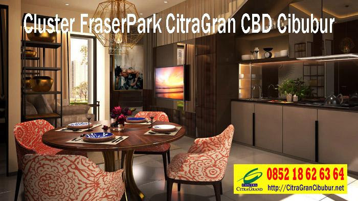 Interior Cluster FraserPark