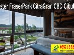 Kamar Tidur Utama Cluster FraserPark CitraGran CBD Cibubur