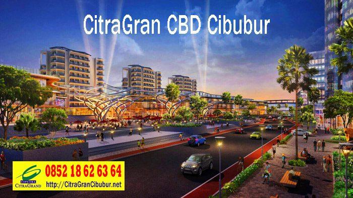 Profil CitraGran CBD Cibubur