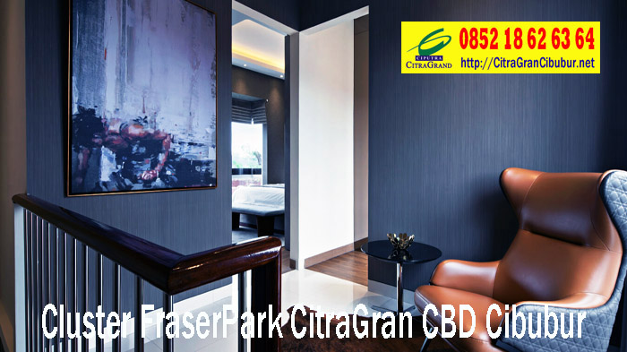 Ruang Baca Cluster FraserPark CitraGran CBD Cibubur