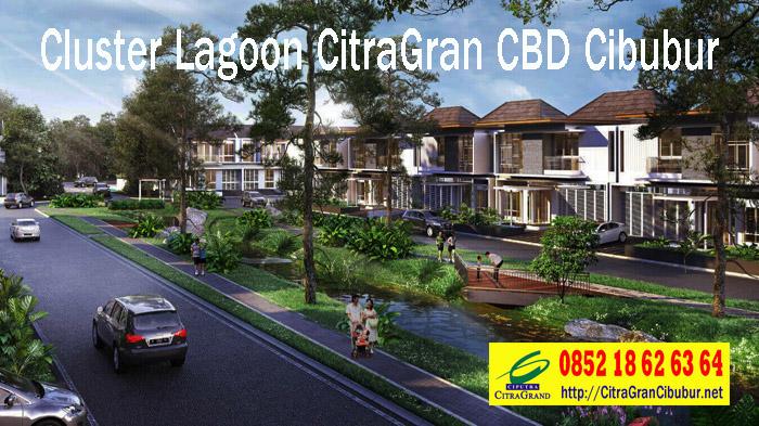 Taman Bermain Cluster Lagoon Residence CitraGran CBD Cibubur